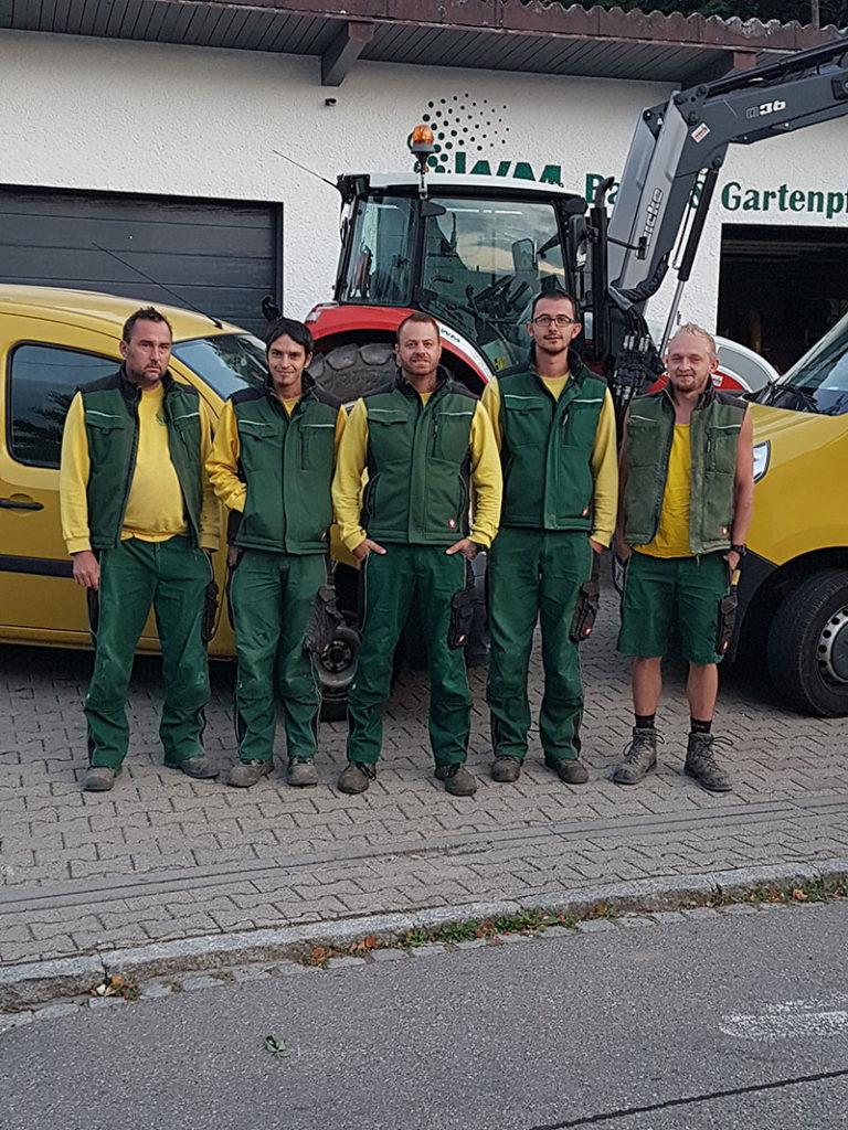 Team Baumpflege Matt