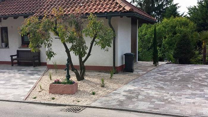 Toskanisch Neuanlage Baumpflege Matt Murg - Oberhof